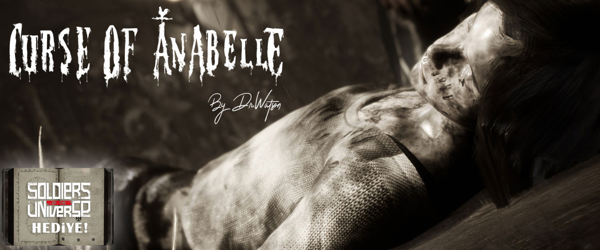 Curse of Anabelle Playstore'da!