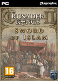 Crusader Kings II: Sword of Islam - DLC (PC - Mac)