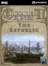 Crusader Kings II: The Republic - DLC (PC - Mac)