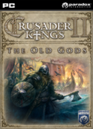 Crusader Kings II: The Old Gods - DLC (PC - Mac)