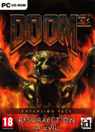 Doom 3: Resurrection of Evil (DLC)