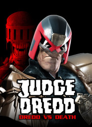 Judge Dredd - Dredd vs Death