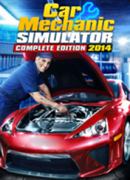 Car Mechanic Simulator 2014 (Win-Mac)