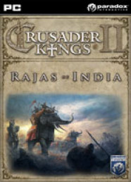 Crusader Kings II: Rajas of India (DLC) (PC - Mac - Linux)