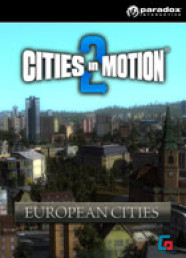Cities in Motion 2: European Cities (DLC)