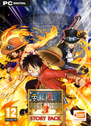 One Piece: Pirate Warriors 3 - Story Pack (DLC)