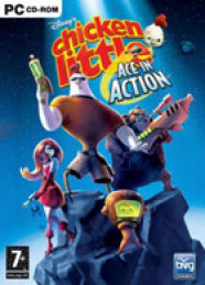 Chicken Little: Ace in Action