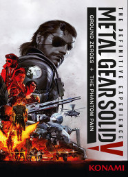 Metal Gear Solid: The Definitive Experience