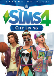 The Sims 4: City Living (DLC)
