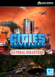 Cities: Skylines - Natural Disasters (DLC)