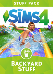 The Sims 4: Backyard Stuff (DLC)
