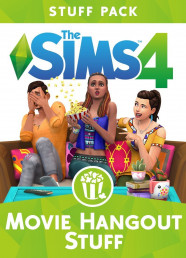 The Sims 4: Movie Hangout Stuff (DLC)