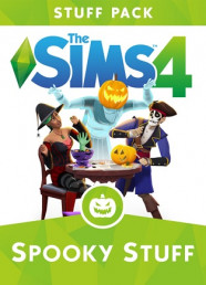 The Sims 4: Spooky Stuff Pack (DLC)