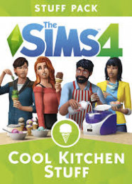 The Sims 4: Cool Kitchen Stuff Pack (DLC)