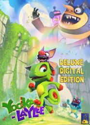 Yooka Laylee - Digital Deluxe Edition