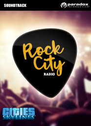 Cities: Skylines - Rock City Radio (DLC)