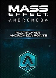 Mass Effect: Andromeda Point Packs