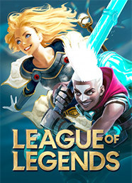 Riot Pin - League of Legends