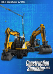 Construction Simulator 2015: Liebherr A 918 (DLC)