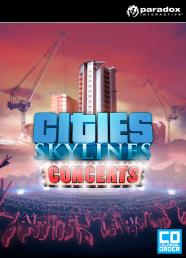Cities: Skylines - Concerts (DLC)