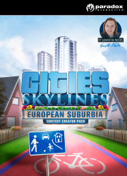 Cities: Skylines - Content Creator Pack: European Suburbia (DLC)
