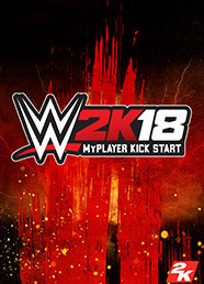WWE 2K18 - MyPLAYER Kick Start