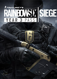 Tom Clancy's Rainbow Six Siege - Year 3 Pass