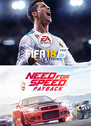 FIFA 18 & Need for Speed: Payback Paketi