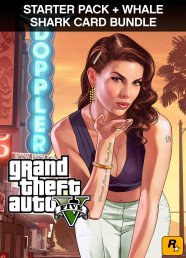 Grand Theft Auto V - CESP + Whale Shark Card Bundle