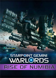 Starpoint Gemini: Warlords - Rise of Numibia (DLC)