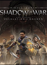 Middle-earth: Shadow of War - The Desolation of Mordor (DLC)