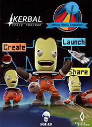 Kerbal Space Program: Making History (DLC)