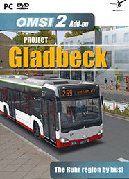 OMSI 2 Add On Project Gladbeck