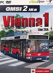 OMSI 2 Add On Vienna 1 - Line 24A