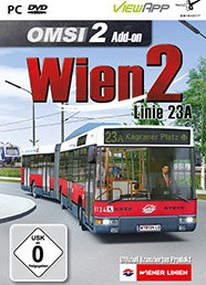 OMSI 2 Add On Vienna 2 - Line 23A
