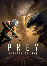 Prey Digital Deluxe Edition