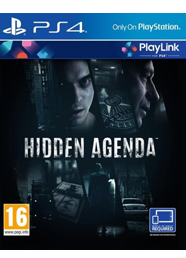 Hidden Agenda (PS4) Kuponu