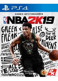 NBA 2K19 (PS4) Kuponu
