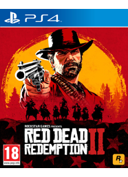 Red Dead Redemption 2 (PS4) Kuponu