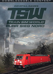 Train Sim World: Ruhr-Sieg Nord: Hagen - Finnentrop Route (DLC)