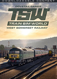 Train Sim World: West Somerset Railway Route (DLC)