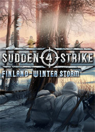 Sudden Strike 4 - Finland: Winter Storm (DLC)