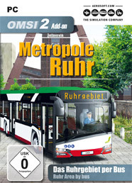 OMSI 2 Add-on Metropole Ruhr (DLC)