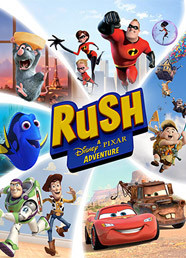 RUSH: A Disney - PIXAR Adventure