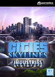 Cities Skylines - Industries