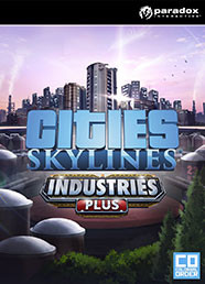 Cities Skylines - Industries Plus