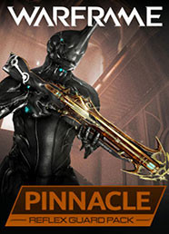 Warframe Reflex Guard Pinnacle Pack