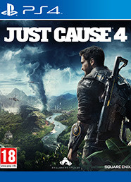Just Cause 4 (PS4) Kuponu