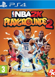 NBA 2K Playgrounds 2 (PS4) Kuponu