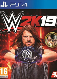 WWE 2K19 (PS4) Kuponu
